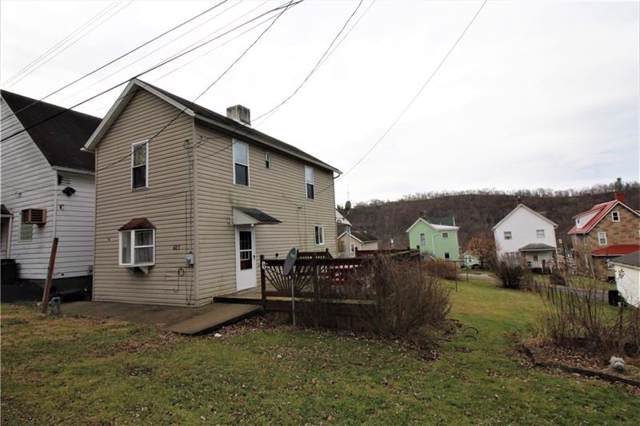 423 Sixth Street, Newell, PA 15466 (MLS #1433898) :: Dave Tumpa Team