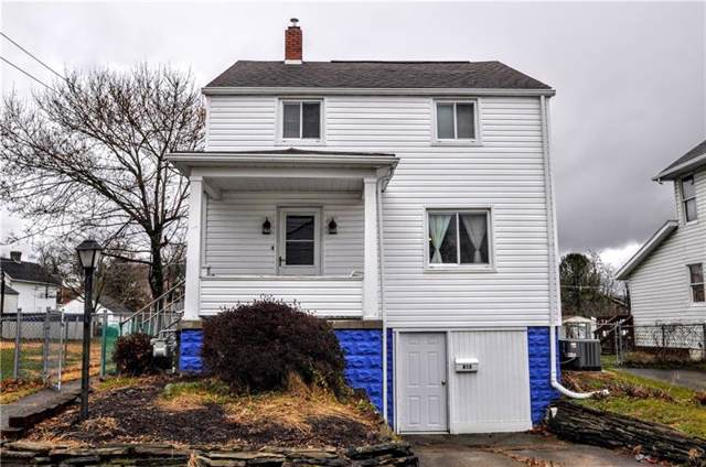815 Park St, California, PA 15419 (MLS #1433907) :: Dave Tumpa Team