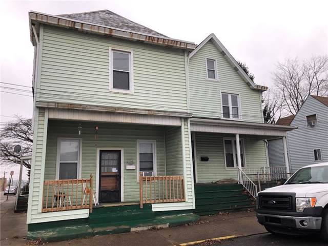 256 Pennsylvania Avenue, Rochester, PA 15074 (MLS #1433935) :: Broadview Realty