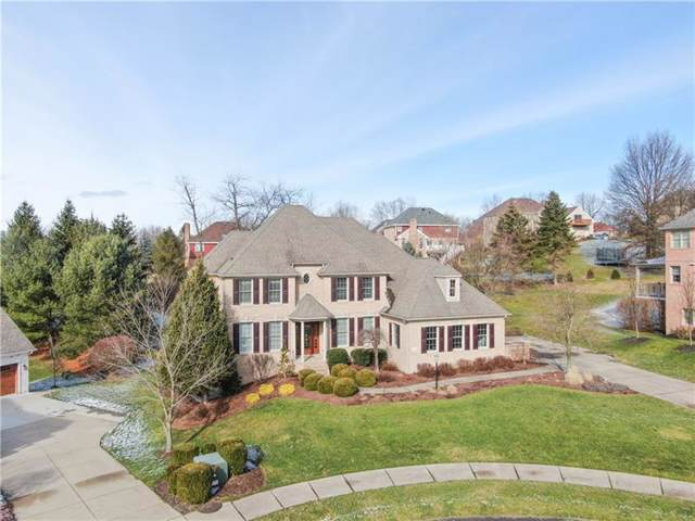 2538 Minton Drive, Moon/Crescent Twp, PA 15108 (MLS #1434033) :: RE/MAX Real Estate Solutions