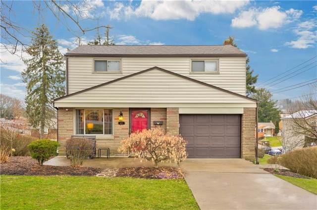 421 Blossom Dr, Baldwin Boro, PA 15236 (MLS #1434172) :: RE/MAX Real Estate Solutions
