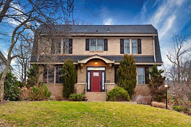 315 Jefferson Drive, Mt. Lebanon, PA 15228 (MLS #1434261) :: Broadview Realty