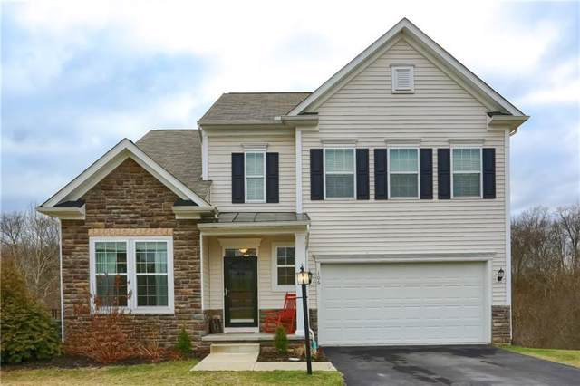 106 Hollyberry Cir, North Fayette, PA 15057 (MLS #1434335) :: Dave Tumpa Team