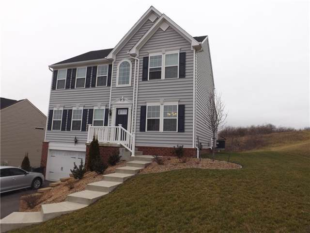 129 Saddle Ridge Dr, North Fayette, PA 15071 (MLS #1434464) :: Dave Tumpa Team