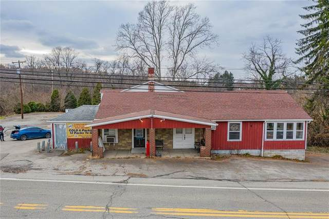 4125 Route 981, Mt. Pleasant Twp - WML, PA 15666 (MLS #1435159) :: Dave Tumpa Team