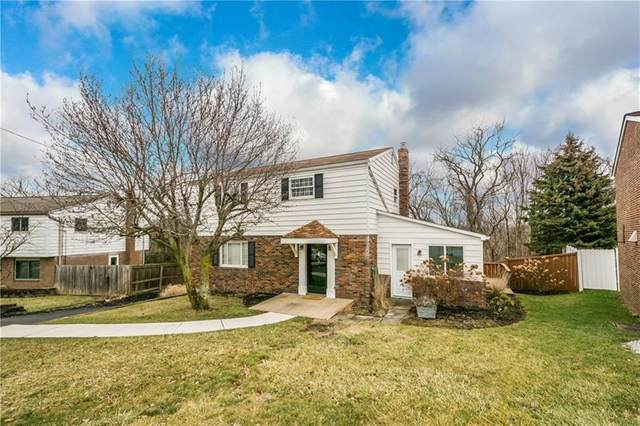 1075 Huston Drive, West Mifflin, PA 15122 (MLS #1435262) :: Dave Tumpa Team