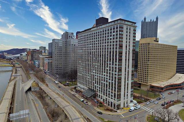 320 Fort Duquesne Boulevard 20N, Downtown Pgh, PA 15222 (MLS #1435334) :: Dave Tumpa Team
