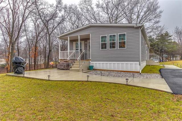 64 2nd St, Cranberry Twp, PA 16066 (MLS #1435494) :: Broadview Realty