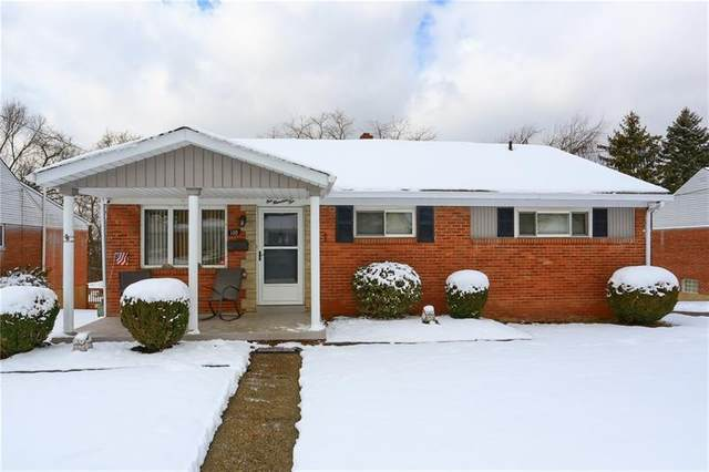 110 Sawyer Dr, Hopewell Twp - Bea, PA 15001 (MLS #1435650) :: RE/MAX Real Estate Solutions