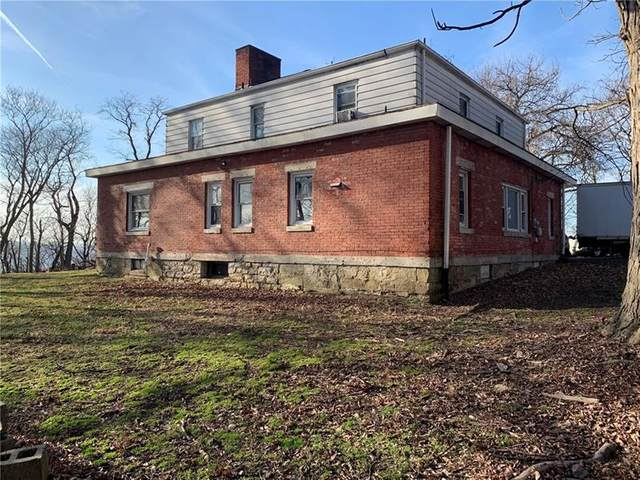 546 Mcclintock Ave, Perry Hilltop, PA 15214 (MLS #1435690) :: RE/MAX Real Estate Solutions