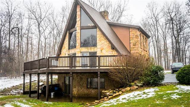 190 Sasse Rd, Winfield Twp, PA 16023 (MLS #1435906) :: Dave Tumpa Team