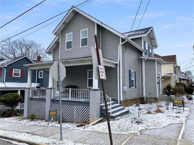99 College Avenue, Mt. Pleasant Twp - WML, PA 15666 (MLS #1435919) :: Broadview Realty