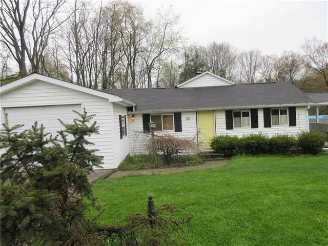 158 Lemmon Hollow Rd, East Franklin Twp, PA 16201 (MLS #1436068) :: Dave Tumpa Team
