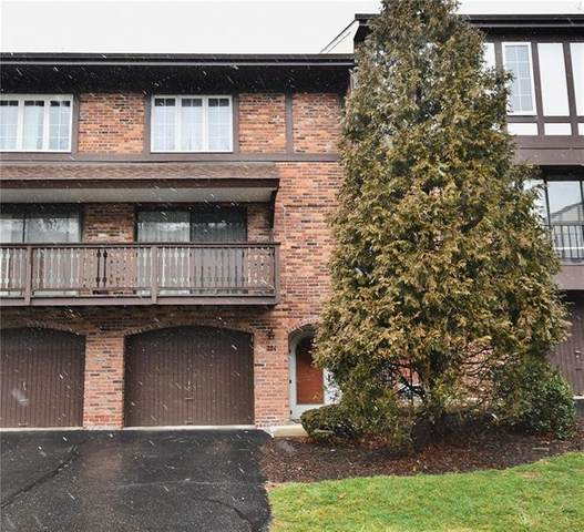 224 Queensberry Court, Ross Twp, PA 15237 (MLS #1436129) :: Dave Tumpa Team