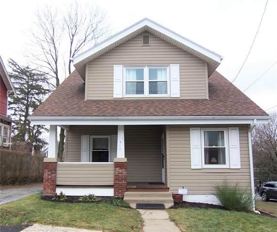 417 Lincoln Ave., Mars Boro, PA 16046 (MLS #1436167) :: Dave Tumpa Team