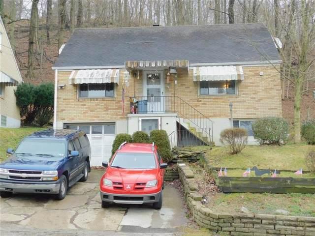4904 Verona, Penn Hills, PA 15147 (MLS #1436170) :: Dave Tumpa Team