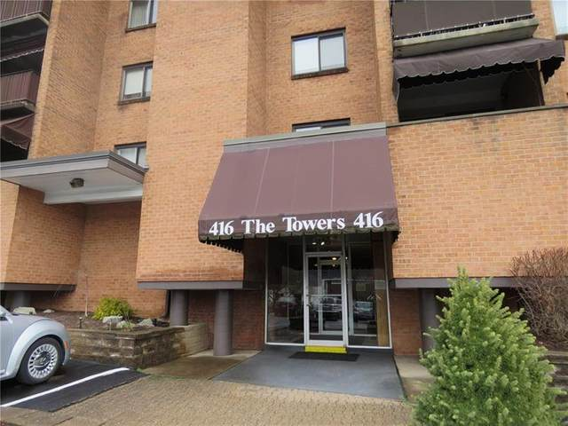 416 Isabella St #105, Oakmont, PA 15139 (MLS #1436193) :: Broadview Realty