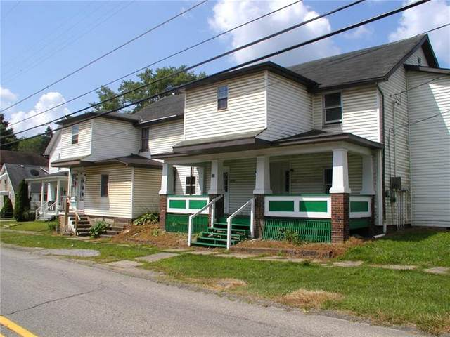 134 Main St, Bruin Boro, PA 16049 (MLS #1436259) :: Dave Tumpa Team