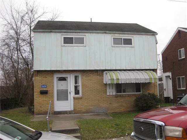 2608 Highland Ave, Mckeesport, PA 15132 (MLS #1436334) :: Broadview Realty