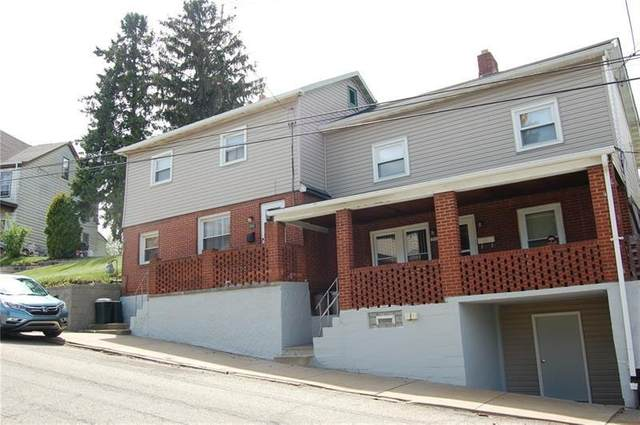 346-348 Bigelow St., Greenfield, PA 15207 (MLS #1436415) :: Dave Tumpa Team