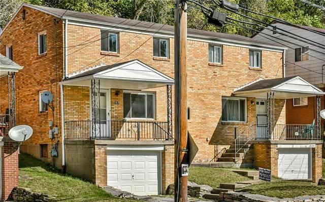 257-259 Universal Rd, Penn Hills, PA 15235 (MLS #1436416) :: Dave Tumpa Team