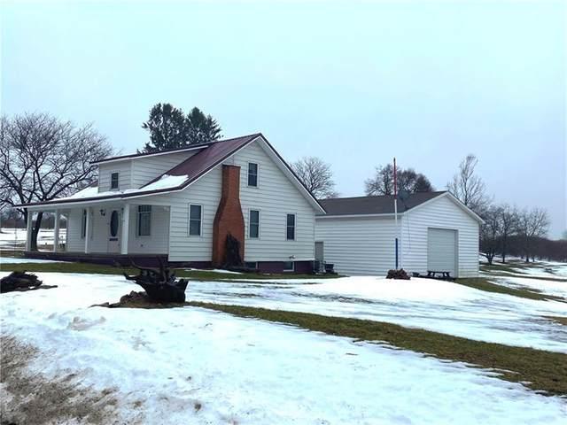 2933 Winslow Rd, Punxsutawney Area School District, PA 15767 (MLS #1436440) :: Dave Tumpa Team