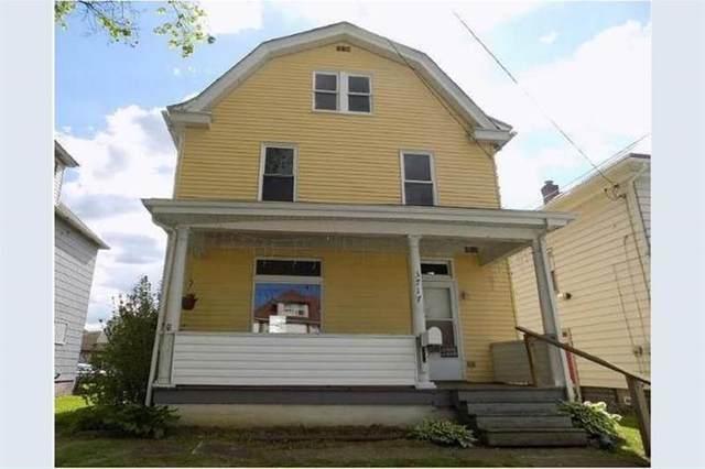 3717 College Ave, Beaver Falls, PA 15010 (MLS #1436449) :: Dave Tumpa Team