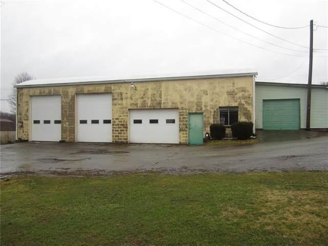 110 Transmission Lane, Rostraver, PA 15012 (MLS #1436516) :: Broadview Realty