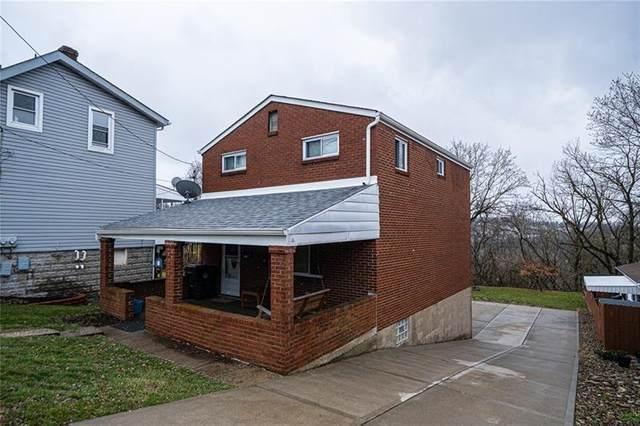 3306 Provost Rd, Whitehall, PA 15227 (MLS #1436540) :: Dave Tumpa Team