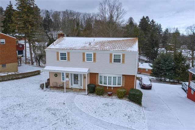 209 Elrose Dr, Ross Twp, PA 15237 (MLS #1436544) :: Dave Tumpa Team