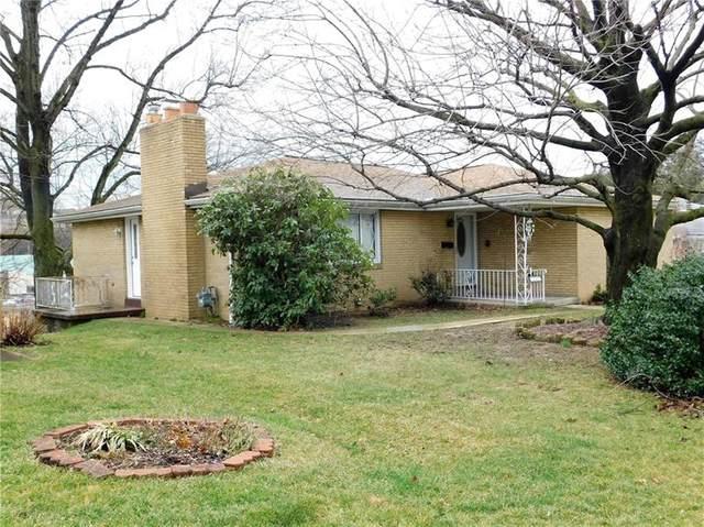 1410 10th St, Irwin, PA 15642 (MLS #1436549) :: Broadview Realty