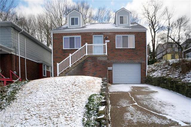 2619 Voelkel Avenue, Dormont, PA 15044 (MLS #1436598) :: RE/MAX Real Estate Solutions
