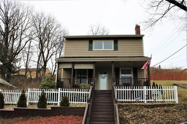 4520 Valley View St, Summer Hill, PA 15214 (MLS #1436602) :: RE/MAX Real Estate Solutions