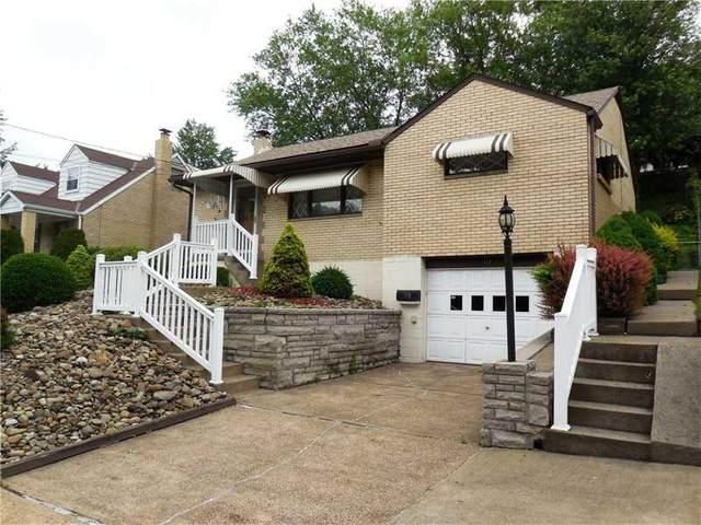 117 Poplar Ridge Dr, Penn Hills, PA 15235 (MLS #1436701) :: Dave Tumpa Team