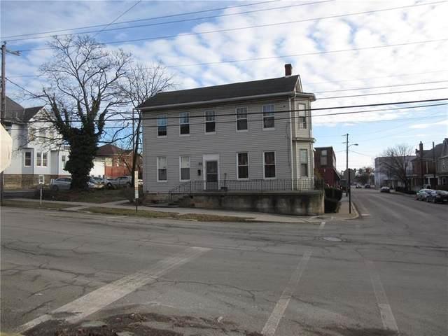 167 W Union St, Somerset Boro, PA 15501 (MLS #1436807) :: Dave Tumpa Team