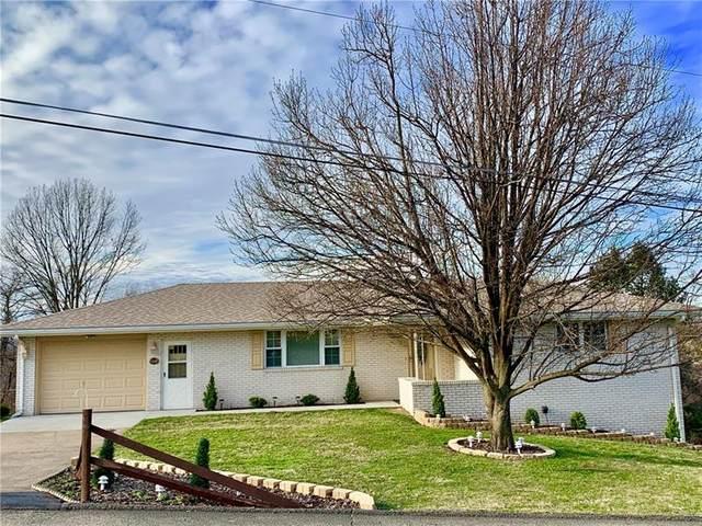 204 Grandview Dr, North Union Twp, PA 15401 (MLS #1436838) :: Dave Tumpa Team