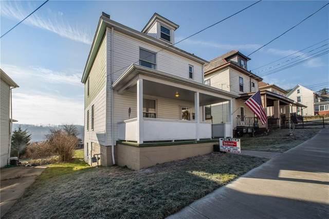230 Smithfield Street, Canonsburg, PA 15317 (MLS #1436890) :: Dave Tumpa Team