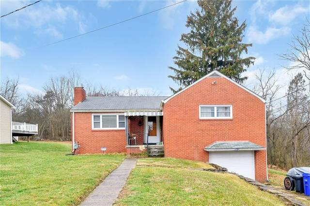 1012 Linden Ln, North Fayette, PA 15071 (MLS #1436893) :: RE/MAX Real Estate Solutions