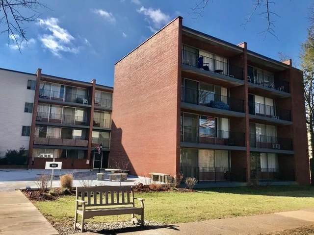 446 Hoodridge Dr #109, Castle Shannon, PA 15234 (MLS #1437013) :: Broadview Realty