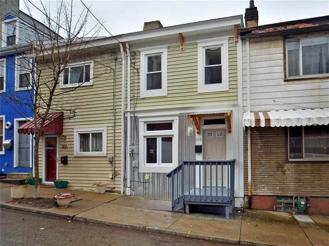 320 37th St, Lawrenceville, PA 15201 (MLS #1437051) :: RE/MAX Real Estate Solutions
