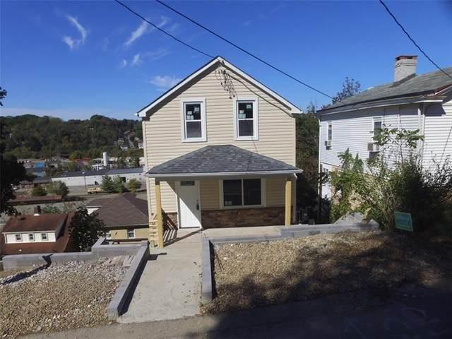 182 Liberty Street, Bridgeville, PA 15017 (MLS #1437169) :: Dave Tumpa Team