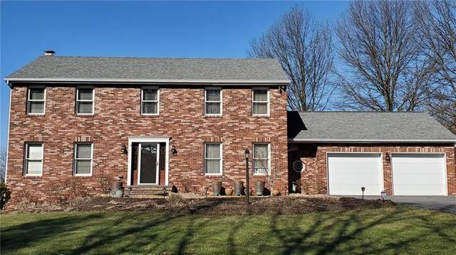 365 Fanker Rd, Jackson Twp - But, PA 16037 (MLS #1437198) :: Dave Tumpa Team