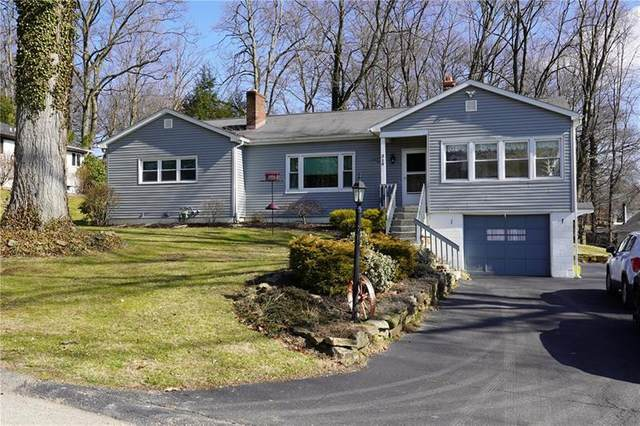 319 Holly Lane, Neshannock Twp, PA 16105 (MLS #1437239) :: Dave Tumpa Team
