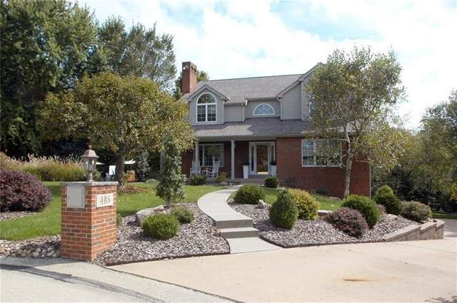 405 Chelsea Drive, Jefferson Hills, PA 15025 (MLS #1437253) :: Dave Tumpa Team