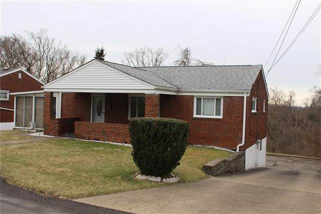 305 Mahoning Avenue, N Versailles, PA 15137 (MLS #1437257) :: RE/MAX Real Estate Solutions