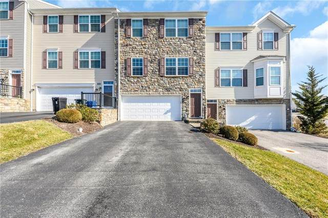 772 Freedom Dr, Collier Twp, PA 15106 (MLS #1437286) :: Dave Tumpa Team