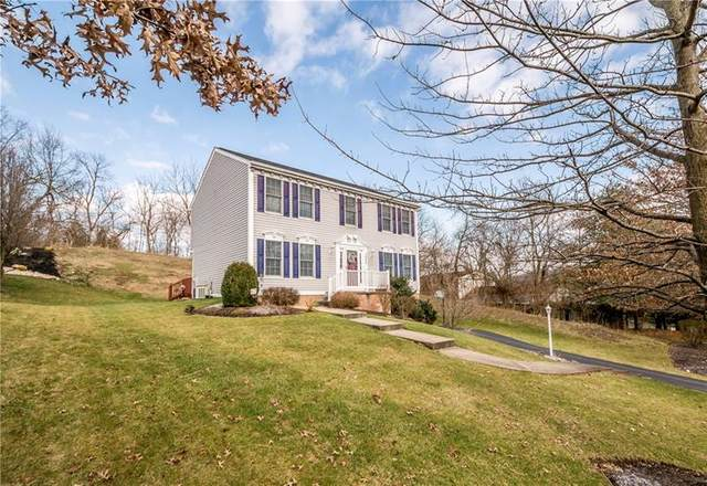 3000 Willowbrook Drive, South Fayette, PA 15017 (MLS #1437350) :: Dave Tumpa Team