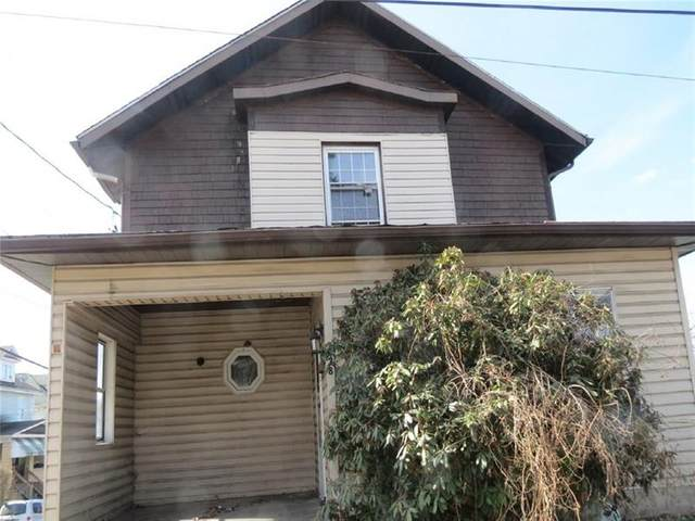 228 Lenox St, Uniontown, PA 15401 (MLS #1437369) :: Dave Tumpa Team