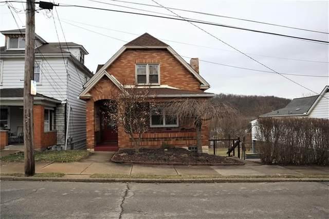 410 Blaine Ave, Canonsburg, PA 15317 (MLS #1437378) :: Dave Tumpa Team