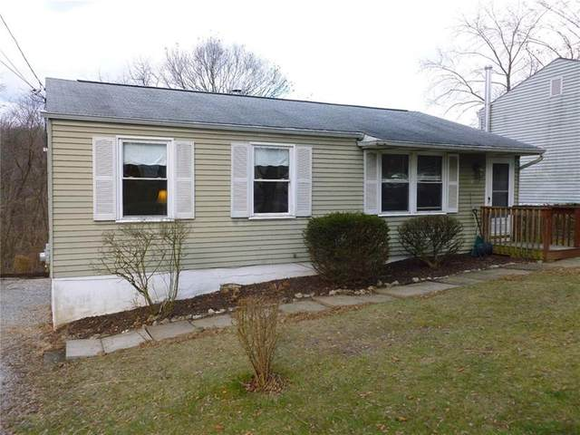 1160 Marble St., Moon/Crescent Twp, PA 15043 (MLS #1437379) :: Dave Tumpa Team